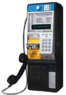 Protel Ascension Payphone