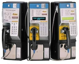 Protel Ascension Plus payphones and Payphone Programming