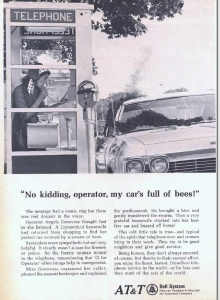 AT&T payphone Add