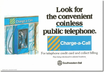 Charge A Call Payphone