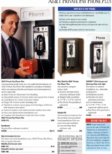 AT&T Private Payphone