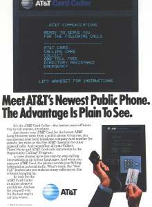 AT&T Payphone 2000